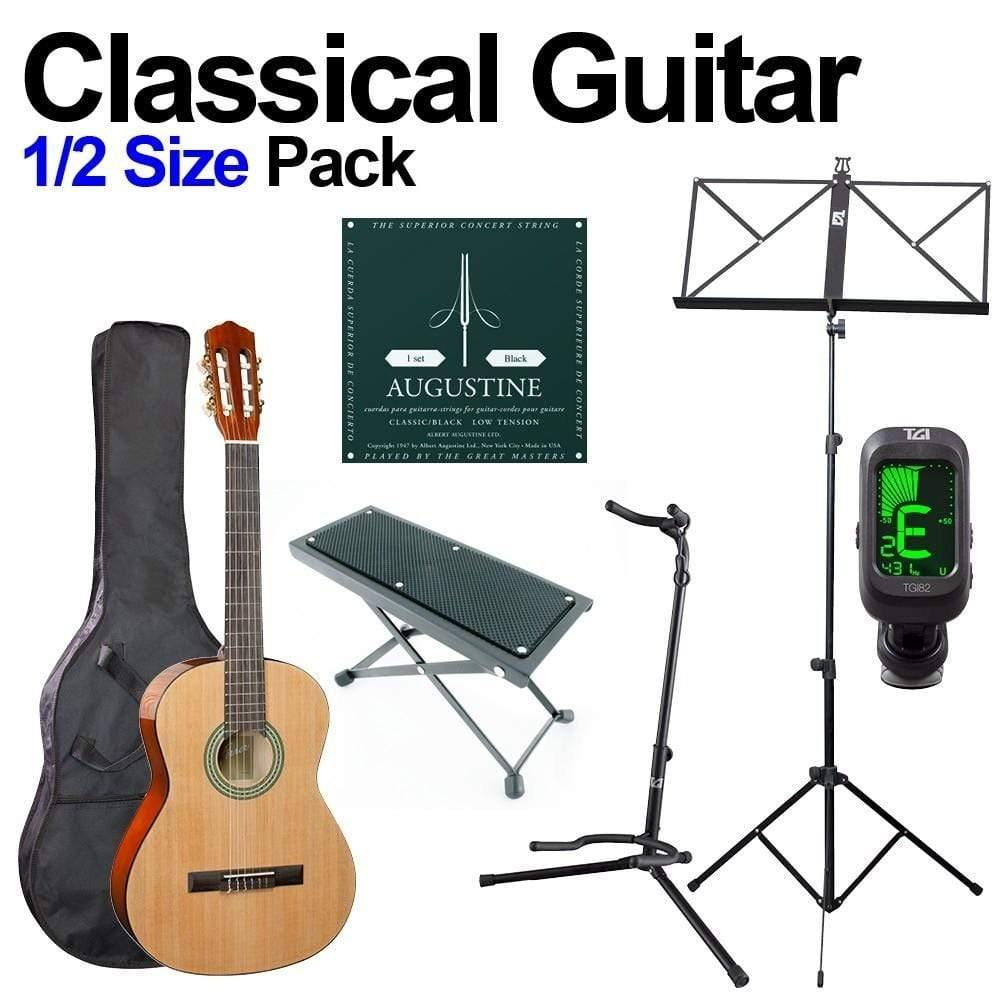 Buy Beginner 1/2 Classical Starter Kids Guitar Pack at Guitar Crazy