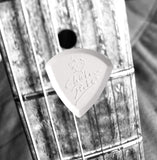 Buy Chicken Picks Badazz 3.2 mm Jazz Style Shaped Guitar Pick at Guitar Crazy