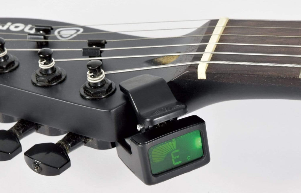 Chord TUNER Chord Compact Edge Clip on Tuner