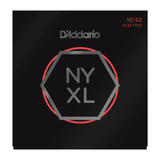 D`ADDARIO STRINGS D'Addario NYXL Nickel Wound Light Top / Heavy Bottom Electric Guitar Strings 10-52