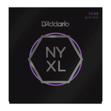 D`ADDARIO STRINGS D'Addario NYXL Nickel Wound Medium Electric Guitar Strings 11-49