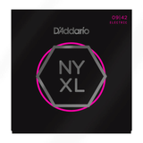 D`ADDARIO STRINGS D'Addario NYXL Nickel Wound Super Light Electric Guitar Strings 9-42