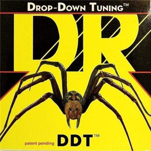 DR STRINGS DR DDT Drop down tuning