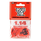 ERNIE BALL PICKS Ernie Ball Everlast Guitar Picks - 12 Pack - 1.14mm Gauge