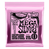 ERNIE BALL STRINGS Ernie Ball Mega Slinky Electric Guitar Strings
