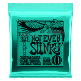 Buy Ernie Ball Not Even Slinky 12-56 Electric Guitar Strings at Guitar Crazy