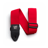 Buy Ernie Ball Polypro Red Guitar Strap at Guitar Crazy