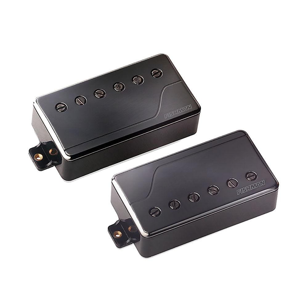 FISHMAN PICKUPS Fishman Fluence Classic Humbucker Set - Black Nickel