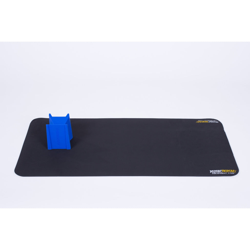 MUSIC NOMAD MAINTENANCE Music Nomad Premium Instrument Work Mat & Neck Support