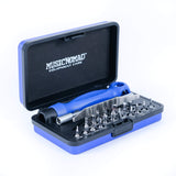 Buy Music Nomad Premium Guitar Tech Screwdriver and Wrench Set at Guitar Crazy