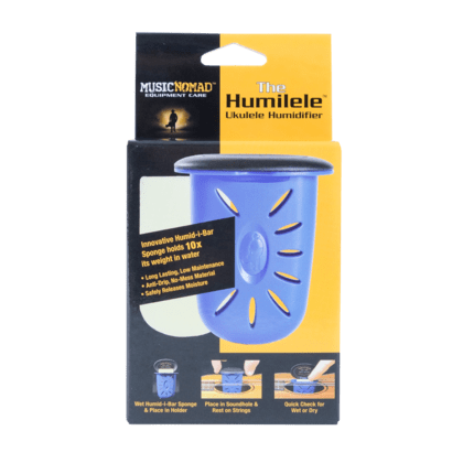 Buy Music Nomad The Humilele-Ukulele Humidifier at Guitar Crazy