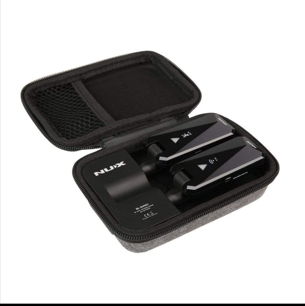 Buy NUX B-5RC 2.4 GHz Wireless System at Guitar Crazy