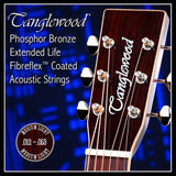 TANGLEWOOD STRINGS Tanglewood Phosphor Bronze  Acoustic Guitar Strings 12-53