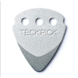 TECKPICS PICKS Teckpicks - Metal Picks - Silver