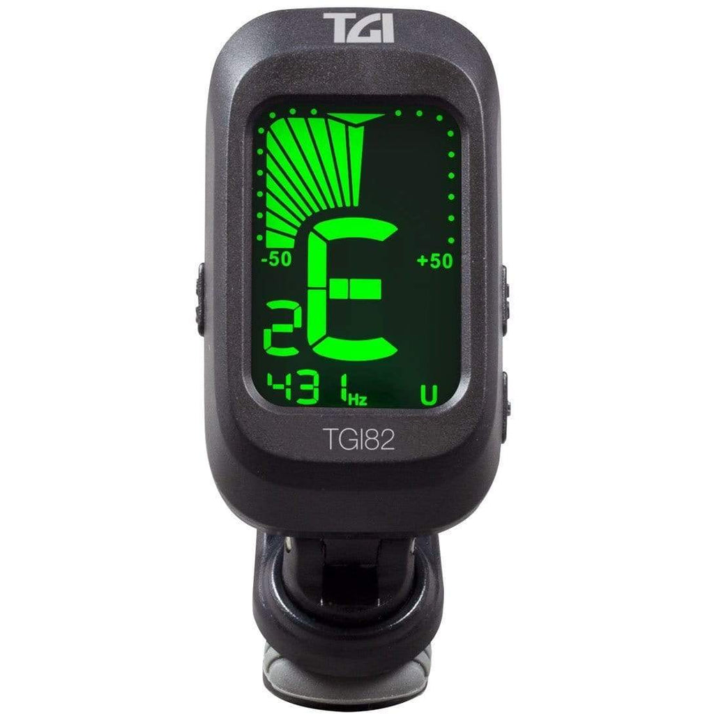TGI ACCESSORIES TGI Clip On Digital Chromatic Tuner - TGI82