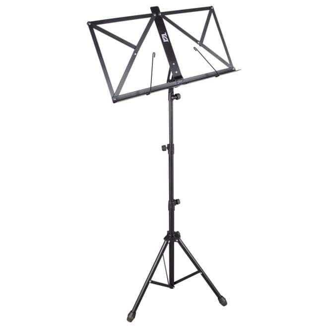 TGI MUSIC STAND TGI Deluxe Black Music Stand MS20BK
