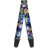 Buy Toy Story Buzz Lightyear Guitar Strap by Buckle Down at Guitar Crazy