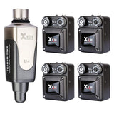 Buy Xvive In-Ear Monitor Wireless System with 4 Receivers at Guitar Crazy