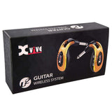 Buy Xvive Wireless Guitar System ~ Gold at Guitar Crazy