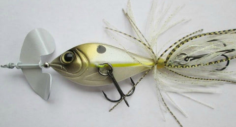 Evolution Baits GrassBurner featured in Top 7 Must Have Topwater Baits on Wide Open Spaces