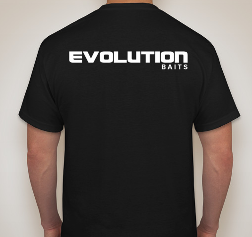 Men's Evolution Baits T-Shirt - Evolution Baits LLC - Apparel - 1
