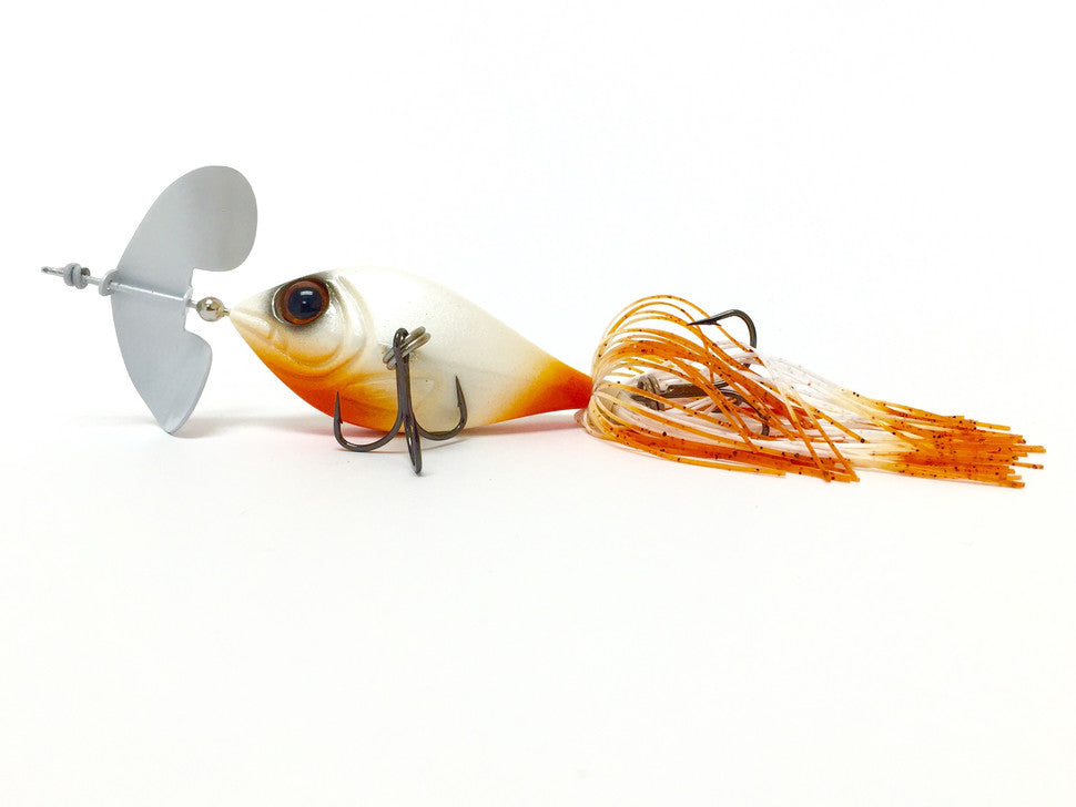 Evolution Baits GrassBurner Red Craw