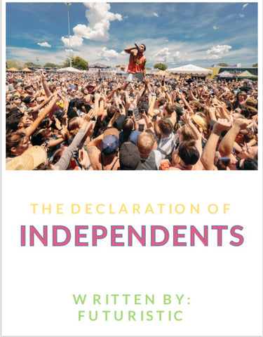 The Declaration of Independents (Digital Copy)