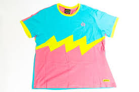 Color Bolt Tee