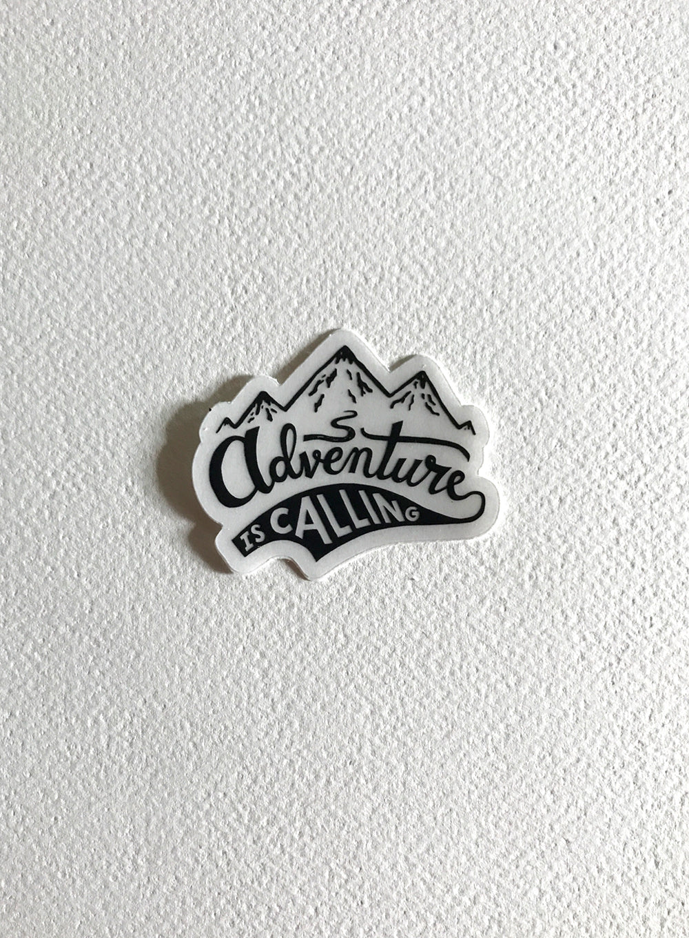 Adventure Calling Sticker