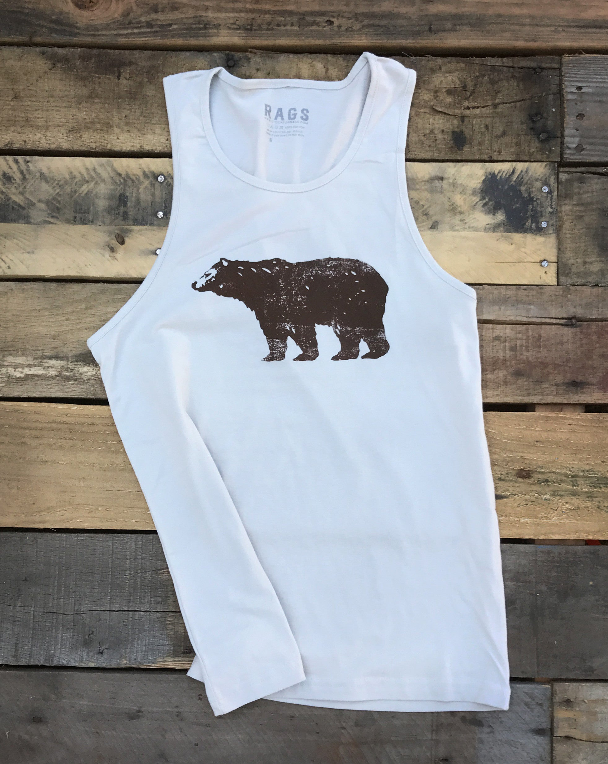 California Bear Tank