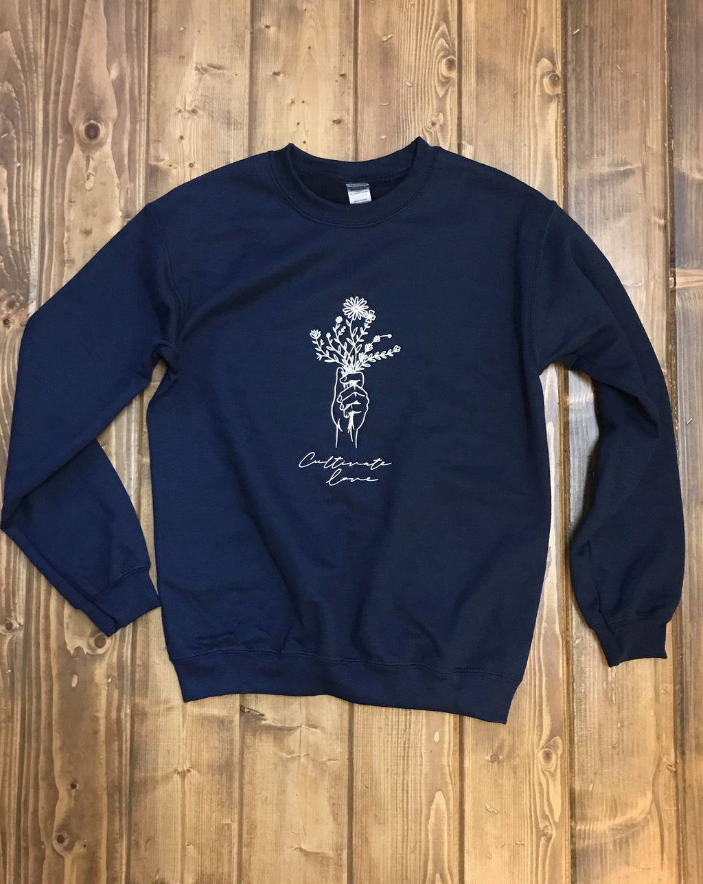 Cultivate Love Sweater