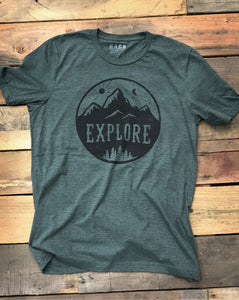 Explore Shirt (Forest)