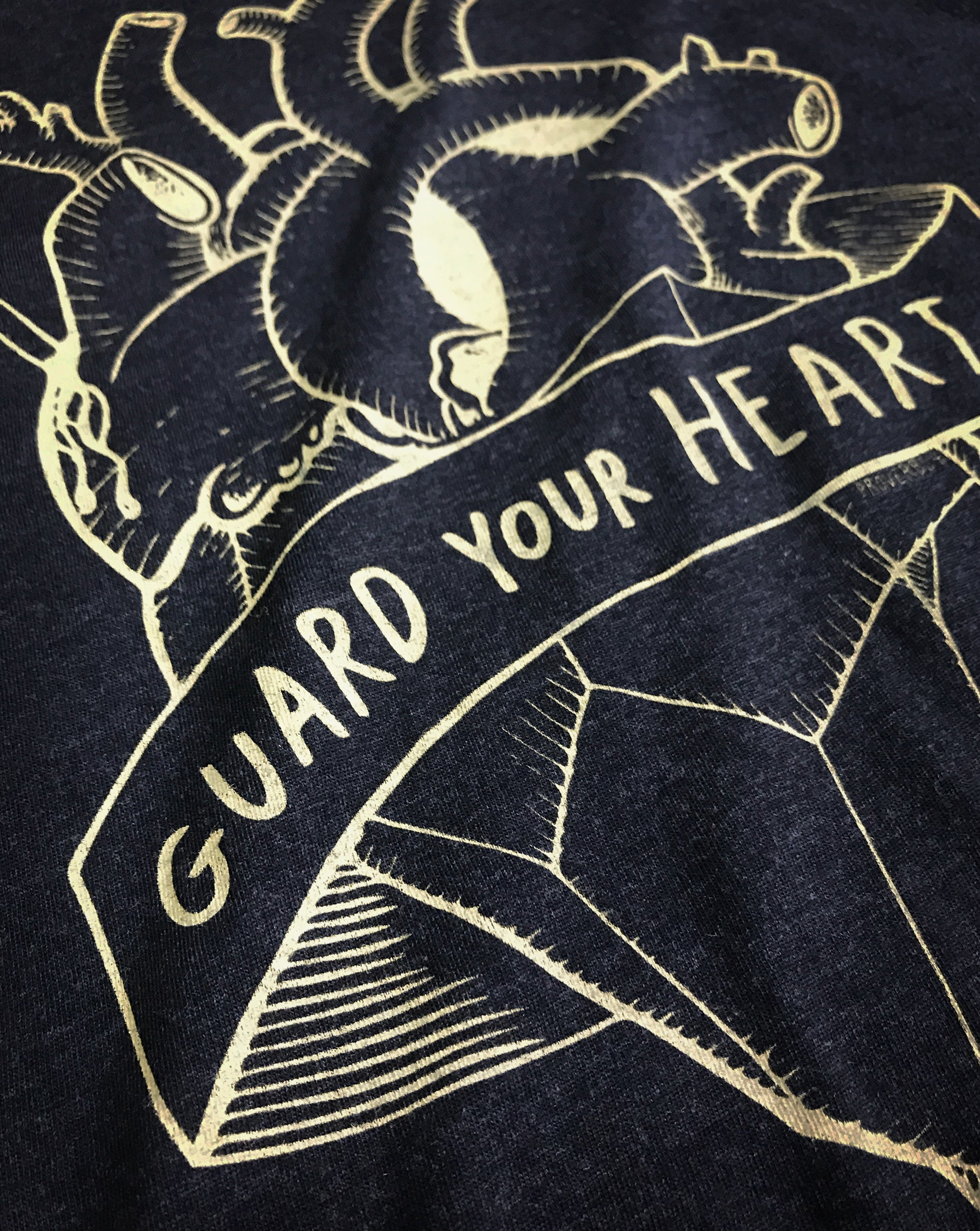 Guard Your Heart Women's Shirt