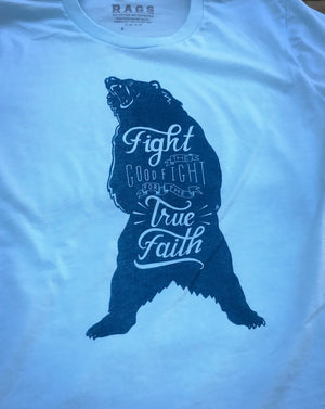 Fight the Good Fight Tee
