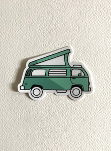 Van Life Sticker