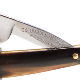 Columbia Cutlery Co. - Extra Hollow Ground Fully Warranted Straight Razor