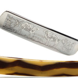 "Eagle Razor Co. - ""Silver Steel"" Vintage Straight Razor"