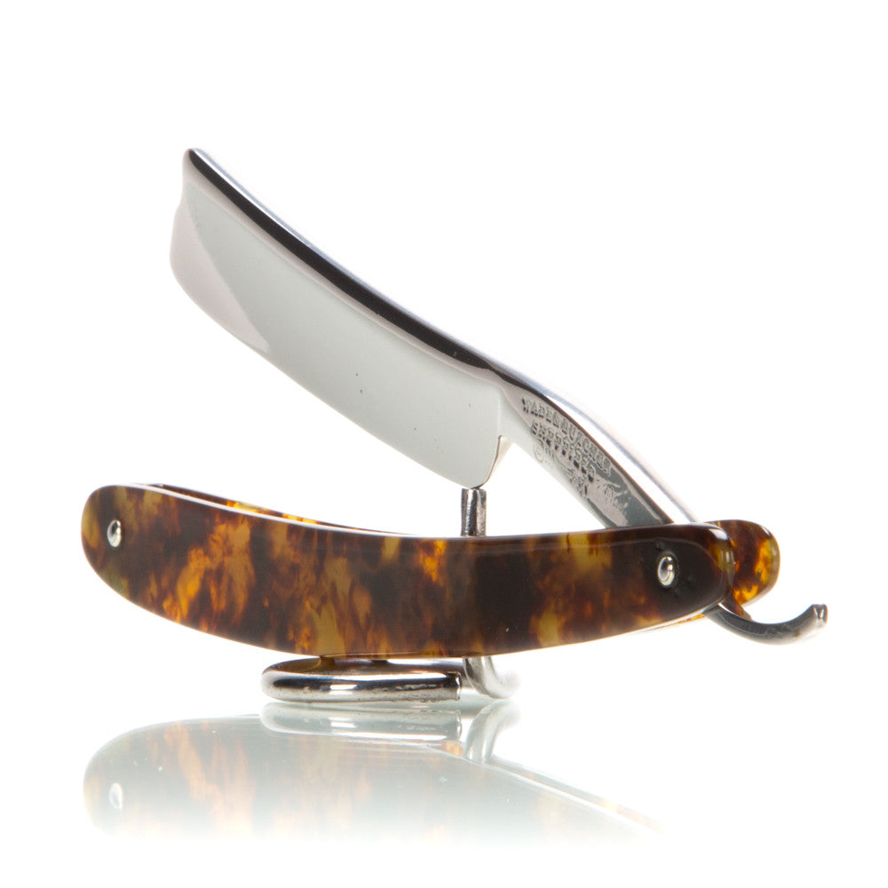 "Wade & Butcher - ""Half Hollow 5/8"" Vintage Straight Razor"