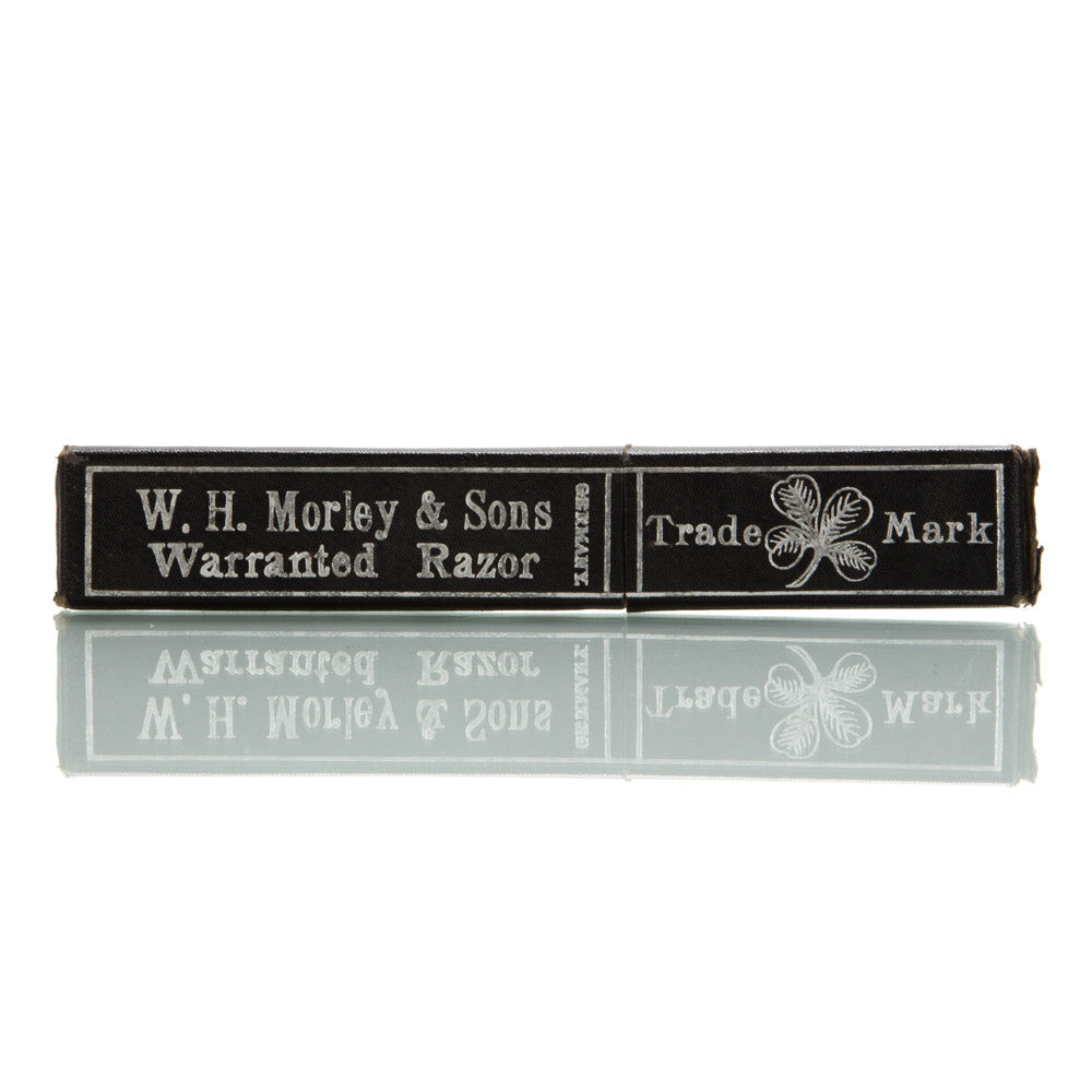 "W.H. Morley & Sons - ""Hollow Ground"" Vintage Straight Razor"