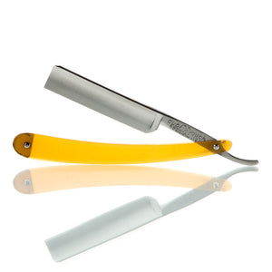 Dubl Duck Special No. 1 - 5/8 Square Tip Straight Razor