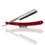 Vintage Case Red Imp 133 Straight Razor with Original Scales