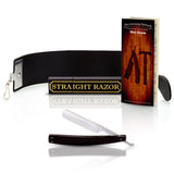 A Vintage Razor with Strop and Classic Razor Box