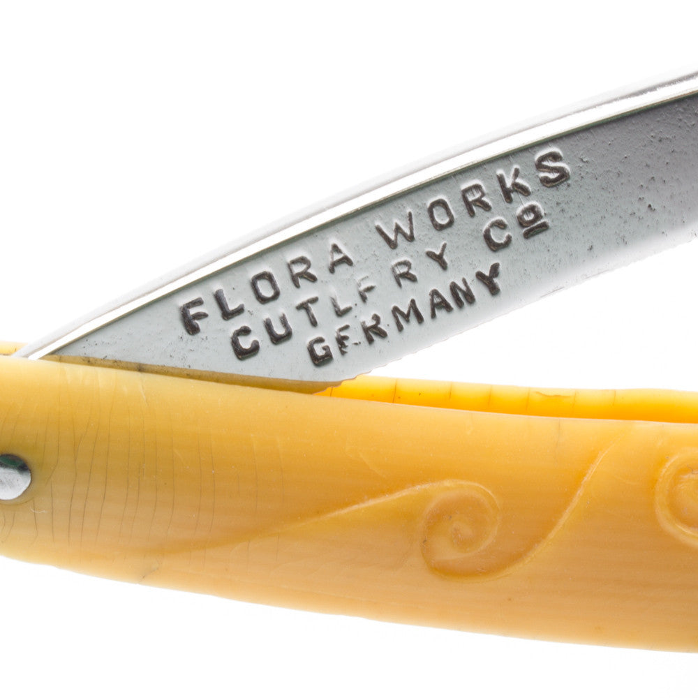 Garland Cutlery Co./ CFlora Works Cutlery Co. The Improved Eagle Razor