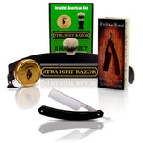 "Straight American 7/8"" Round Tip with Full Shave Set"