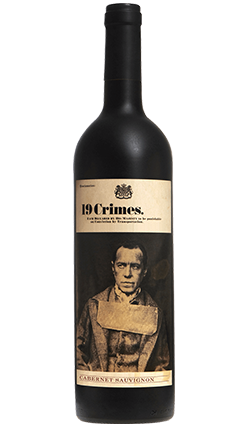 19 Crimes Cab Sav 750ml