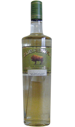Zubrowka Bison Vodka 1000ml