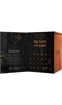 24 Days of Rum Advent Calendar 700ml