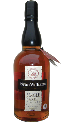 Evan Williams Single Barrel Vintage 700ml