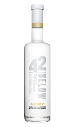 42 Below Honey Vodka 700ml