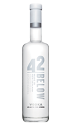 42 Below Pure Vodka 1l For Sale Vodka Whisky And More